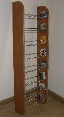 watec analog design cd regal 30mm multiplex. Black Bedroom Furniture Sets. Home Design Ideas