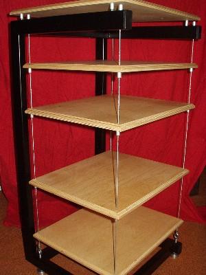 watec analog design rack 3. Black Bedroom Furniture Sets. Home Design Ideas